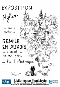Affiche Nylso expo