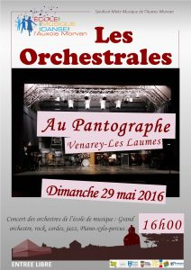 2016-05-29 orchestrales