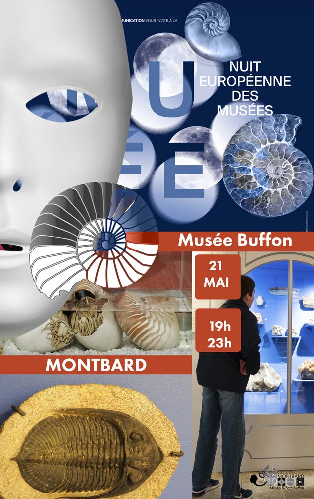 Nuit européenne des musées au Musée Buffon de Montbard